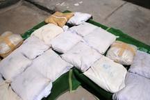 باند مواد مخدر در جیرفت متلاشی شد