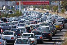 ترافیک در جاده های استان البرز پرحجم است