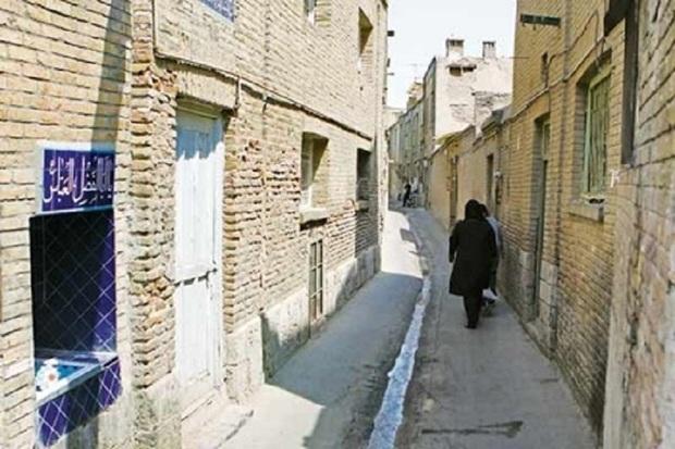 50 هکتار از بافت شهری حسن آباد فشافویه فرسوده است