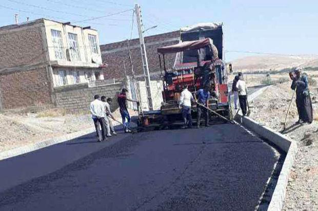 طرح هادی در بیش از ۶۰ روستای سقز اجرا شد