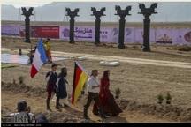 سوارکاران خارجی: امنیت ایران ستودنی است