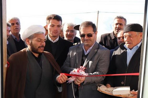 40 واحد مسکن روستایی مقاوم در چالدران افتتاح شد