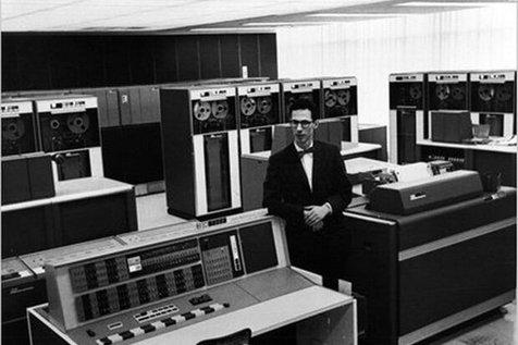 مخترع پسورد رایانه درگذشت