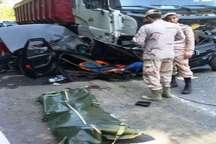 تصادف در محور آستارا-اردبیل یک کشته بر جا گذاشت