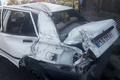 فوت دختر جوان بر اثر برخورد دو دستگاه خودرو در بزرگراه بسیج