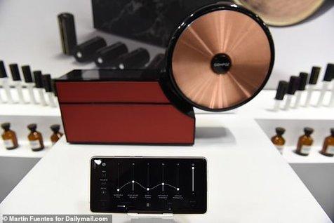 دستگاه «اُدکلنساز شخصی» توسط فرانسویها ساخته شد+تصاویر