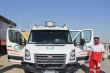 هلال احمر آذربایجان غربی به خودروهای دارای ست نجات زمستانی مجهز شد امدادرسانی به 19 حادثه در استان