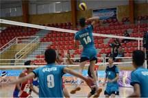 گلستان میزبان مرحله نهایی والیبال نوجوانان کشور شد