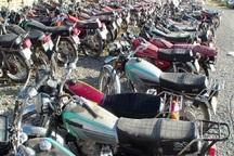 934 دستگاه خودرو و موتورسیکلت متخلف در بوکان توقیف شد