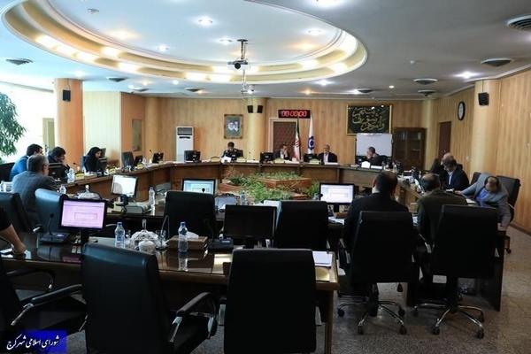 یکصد و سی و ششمین جلسه رسمی شورا برگزار شد