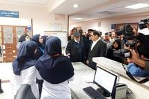 پذبرش بیماران در بیمارستان 174 تختخوابی خمینی شهر آغاز شد