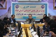 720 میلیارد ریال در مراکز درمانی ایلام هزینه شد