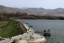 65 هزار گردشگر از سد مهاباد بازدید کردند