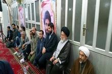 مراسم بزرگداشت شهید مدافع حرم با حضور استاندار خوزستان برگزار شد