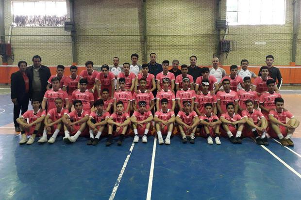 اردوی تیم ملی سپک تاکرای جوانان در مراغه آغاز شد