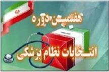 مشارکت یکهزار نفر درهفتمین دوره انتخابات نظام پزشکی جنوب کرمان
