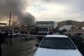 آتشسوزی در بازارچه ارتش اصفهان  حادثه خسارت جانی نداشت