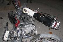 برخورد موتورسیکلت ها در قزوین 2 کشته برجای گذاشت
