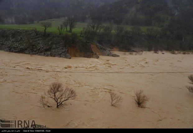 100 میلیارد ریال خسارت جدید به شهرستان اردل وارد شد