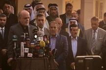 ساختمان جدید کنسولگری ایران در بصره افتتاح شد
