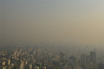 کاهش دما و افزایش آلاینده ها برای البرز پیش بینی شد