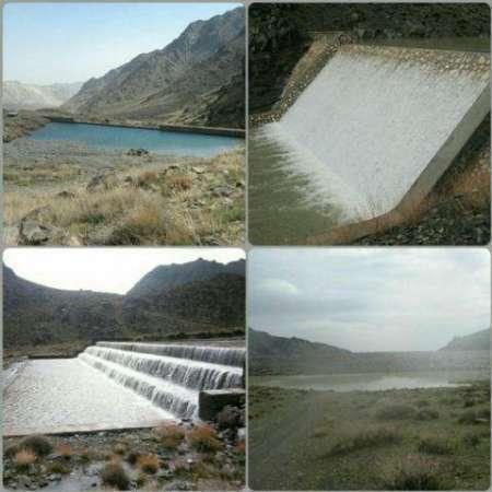 25 هزار متر مکعب  از بندهای خاکی روستاهای نطنز آبگیری شد