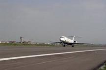 تاخیر چهار ساعته پرواز مشهد - تهران شرکت تابان