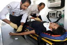 واژگونی خودروی پراید درجاده تهران - بومهن 6 مصدم برجای گذاشت