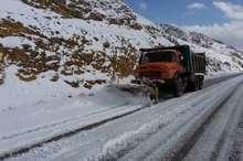 راه برف گرفته 6 روستای مانه و سملقان بازگشایی شد