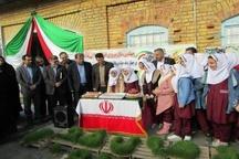 نمایشگاه فرهنگی و هنری فجر و صنایع دستی در آستارا دایر شد