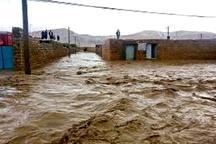 بارش باران باعث جاری شدن سیلاب در6 شهرستان خوزستان شد