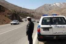 اعمال محدودیت ترافیکی پایان هفته درجاده کرج -چالوس