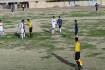 مسابقات فوتبال نوجوانان کشور  نوین فولاد یزد از مس کرمان شکست خورد