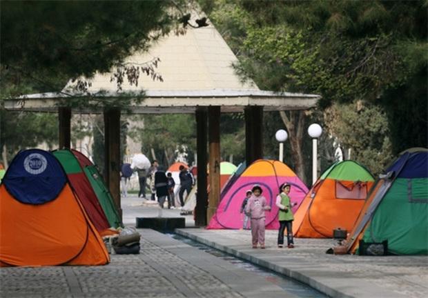 پنج مکان در رشت برای اسکان مسافران نوروزی پیش بینی شد