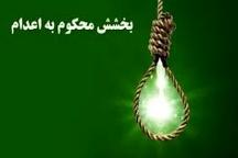 بخشش قاتل در شهرستان فیروز آباد