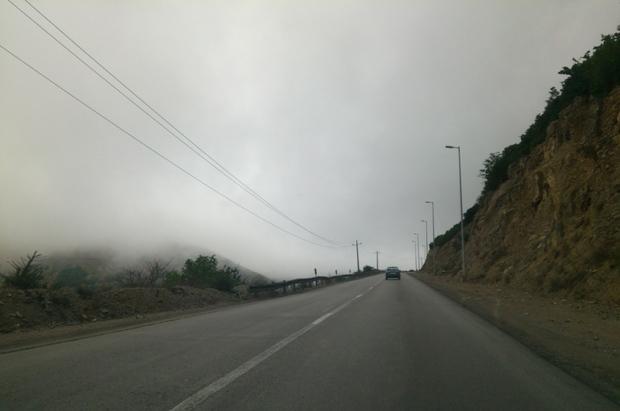 هوای مناطق شمال، جنوب و غرب اصفهان ناپایدار می شود