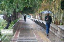پیش بینی بارش های پراکنده در لرستان