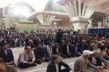 فرهنگیان  با آرمان های امام راحل تجدید میثاق کردند