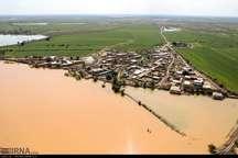 تنها 10 روستا در حمیدیه در معرض خطر سیلاب هستند