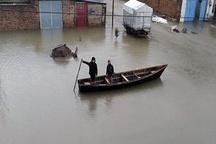 اعزام دو گروه از غواصان گیلانی برای عملیات امداد در استان های سیل زده