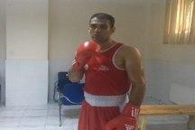 سالار غلامی مصمم برای کسب مدال آسیایی و گرفتن سهمیه مسابقات جهانی