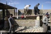 البرزی ها 50 واحد مسکونی در مناطق زلزله زده می سازند