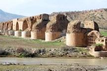 پل کشکان یکی از پل های تاریخی و مهم کشور است