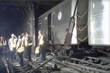 عکس/ حادثه در مترو نیویورک