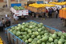 300 هزار تن محصولات کشاورزی از مرز بازرگان صادر شد