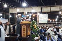 اهل سنت همراه و همگام انقلاب اسلامی هستند