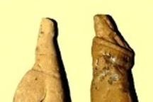 نمایش پیکرکهای 10 هزار ساله تپه گنج دره در موزه ملی ایران