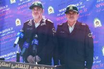 امنیت و آسایش جامعه وظیفه نیروی انتظامی است