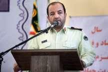 آمادگی نیروی انتظامی برای بازگشایی مرز خسروی در ایام اربعین