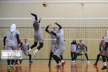 اعزام ۲ گلستانی به مسابقات قهرمانی والیبال زنان آسیا